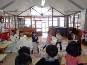 ダンス誕生会